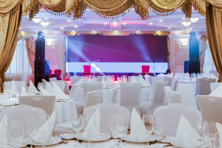 """Сonferences and banquets at the """"President Hotel"""""""