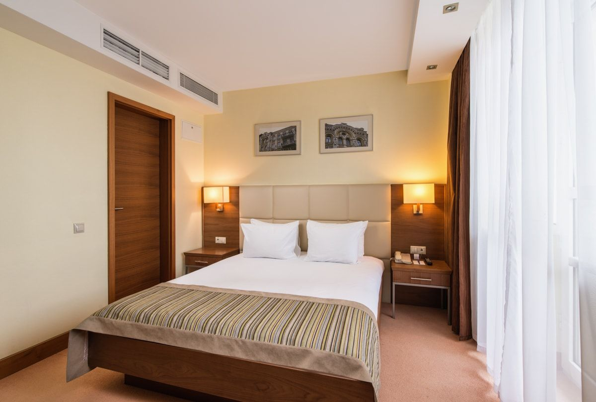 Book Junior Suite In Kiev City Centre President Hotel