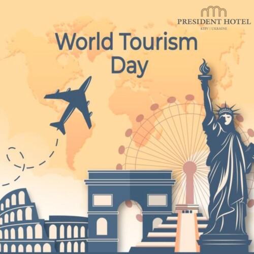 Міжнародний день туризму в President Hotel