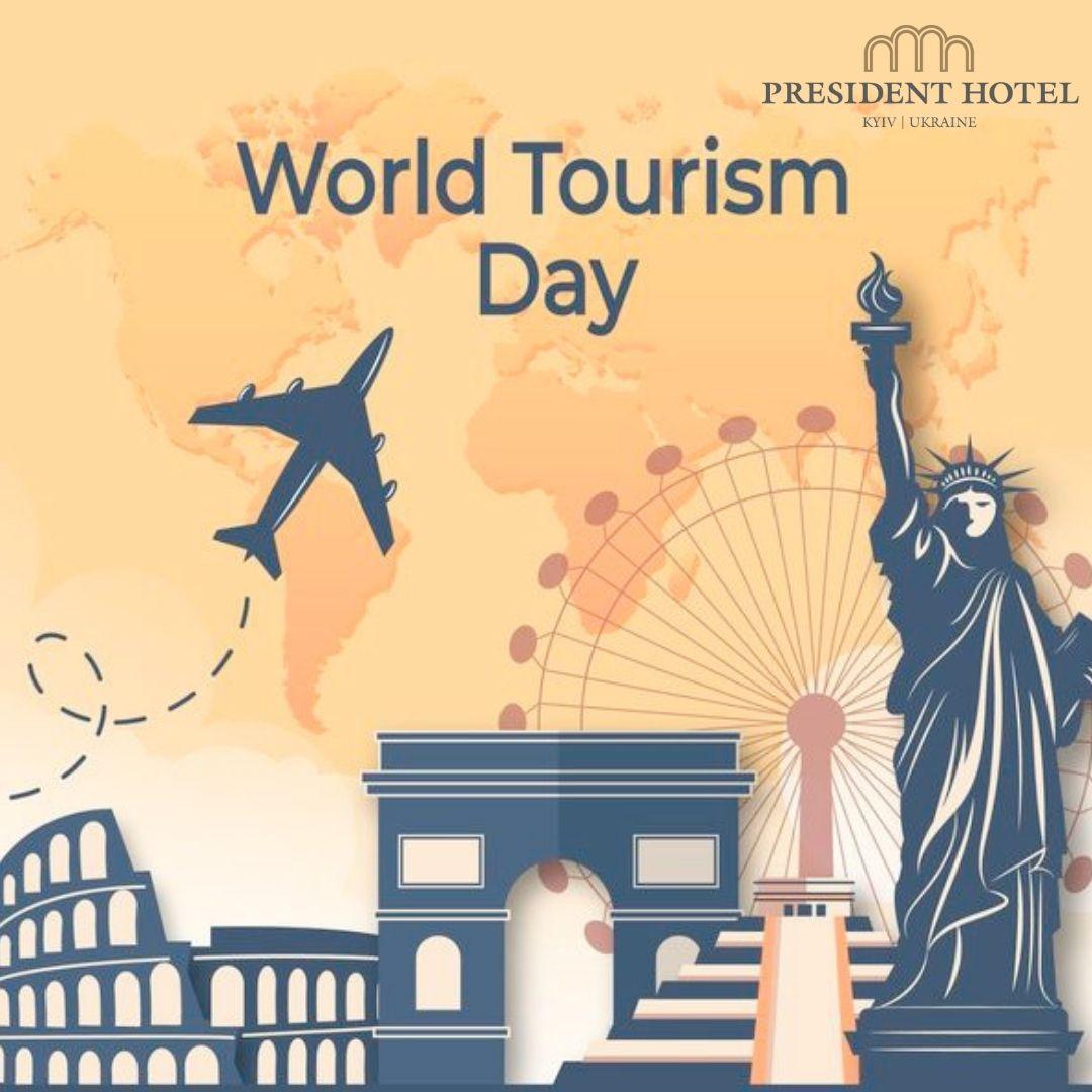 Международный день туризма в President Hotel