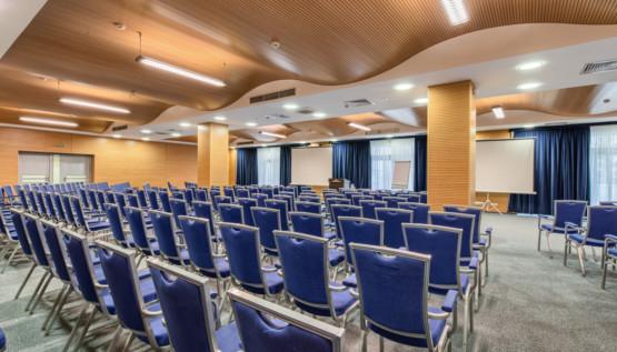 Конференц зал в готелі для конференцій, тренінгів, презентацій
