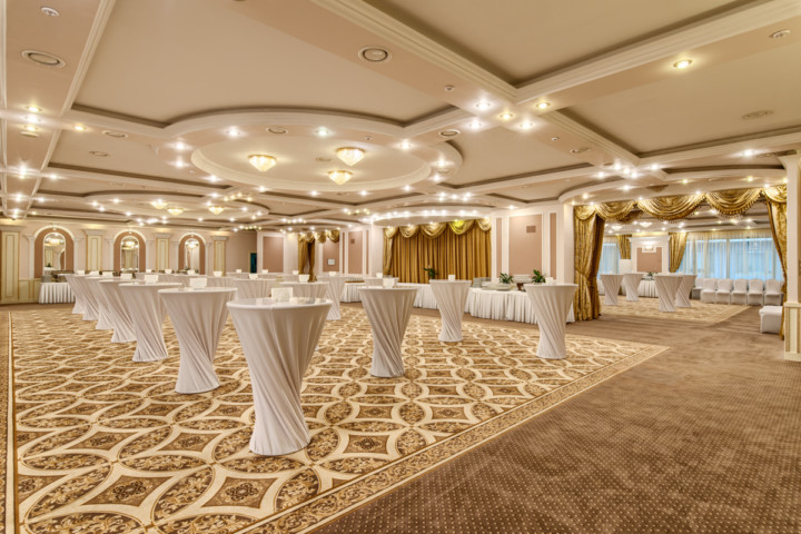 "Сonferences and banquets at the ""President Hotel"""