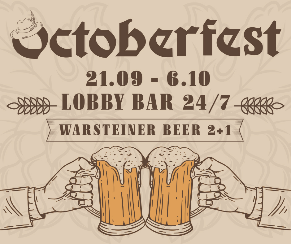 """O'ZAPFT IS '!"" – Oktoberfest is open!"