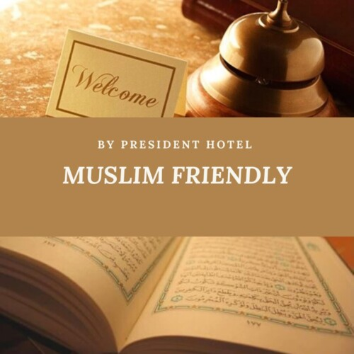 President Hotel стає Muslim friendly